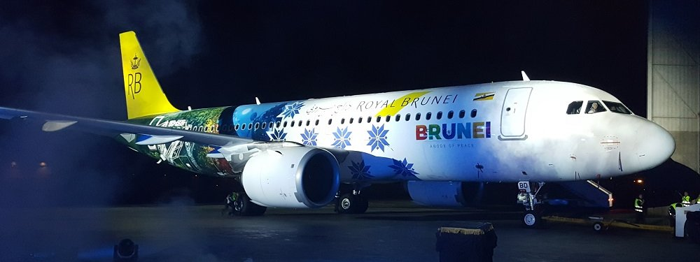 Royal Brunei Airlines introduces new Airbus A320neo