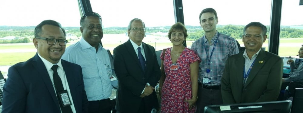 New Thales radars installed at Brunei International Airport