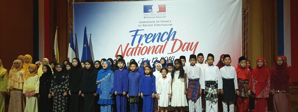 French National Day Celebration in Brunei